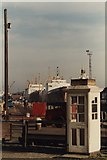 TA0827 : William Wright Dock by David Brown