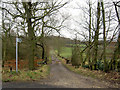 SK3197 : Bridleway to Wharncliffe Edge from Woodhead Road by Steve  Fareham
