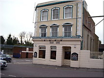 TQ7407 : Bar One, London Road,  Bexhill-on-Sea by Bill Johnson
