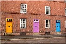 SK7954 : Wilson Street by Richard Croft