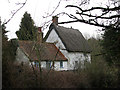 TG1311 : Old thatched cottage by Evelyn Simak