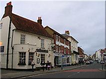 SU8604 : The Fountain Inn, Southgate by Simon Carey