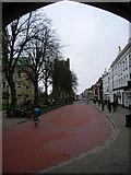 SU8604 : West Street from Market Cross by Simon Carey