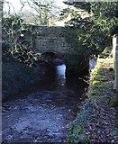 SE2768 : Fountains Bridge, West Gate by Matthew Hatton