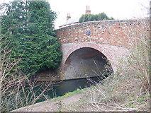 SU7451 : Colt Hill Bridge by Colin Smith