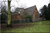 SU5985 : Fair Mile Hospital Chapel by Bill Nicholls