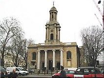 TQ2882 : Marylebone: Holy Trinity Church by Nigel Cox