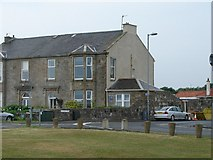 """NS3232 : """"Fordell"""", 43 Beach Road, Barassie by Ian Paterson"""