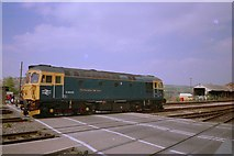 SX9193 : D.6535 (original number)  On the Crossing. by Clive Warneford