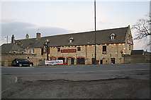 TF1309 : Market Deeping - The Coach House by Alan Murray-Rust