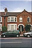 TQ2672 : Nos. 117 & 119 Burntwood Lane, SW17 by Christine Matthews
