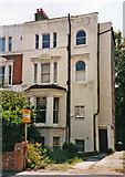 TQ2772 : House in Trinity Crescent, London, SW17 by Christine Matthews