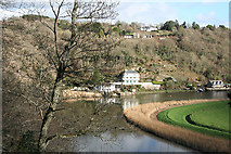 SX4268 : Calstock: Danesbrook Valley House by Martin Bodman