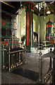 ST5059 : Blagdon Pumping Station - steam engine by Chris Allen