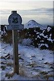 NZ5812 : National Trust Sign by Mick Garratt