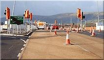 J3373 : The Westlink, Belfast (11) by Albert Bridge