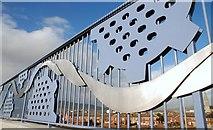 J3373 : The Westlink, Belfast (12) by Albert Bridge
