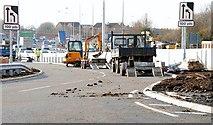 J3373 : The Westlink, Belfast (13) by Albert Bridge