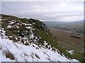 SD8289 : Western End Crag by Mick Borroff