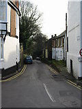 TR3054 : Brook Street, Eastry by Nick Smith