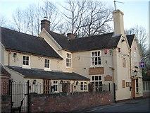 SJ6902 : Shakespeare Inn: Coalport by Row17