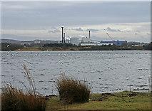 NS3336 : Flooded Quarry, Shewalton by wfmillar