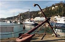 TR3140 : Wellington Dock, Dover by John Mavin