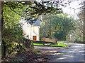 SN2338 : Ffynnonau Lodge by Dylan Moore
