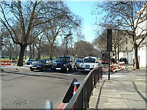 TQ2780 : Bayswater Road, London W2 by Stacey Harris