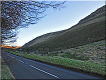 NN8929 : Southern end of The Scurran in the Sma' Glen by Dr Richard Murray