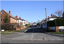 SE2040 : Barfield Drive - New Road by Betty Longbottom