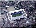 TQ3491 : Aerial view Tottenham Hotspur Football Club by Alan Swain