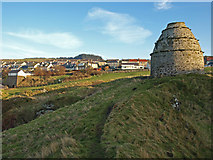 NS2515 : The Dovecot, Dunure Castle by wfmillar
