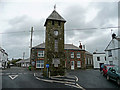 SX0680 : Clock Tower, St Teath by Jonathan Billinger