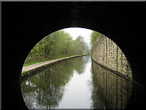 SE0026 : Fallingroyd Tunnel, Rochdale Canal by Alan Crabtree