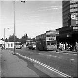 TQ3266 : West Croydon bus station by Dr Neil Clifton