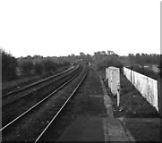 SD7807 : View south from Radcliffe station by Dr Neil Clifton