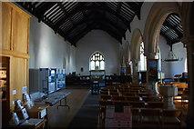 SH1726 : Eglwys Hywyn Sant by Alan Fryer