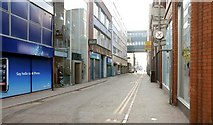 J3374 : Callender Street, Belfast by Albert Bridge