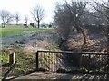 SJ9100 : Smestow Brook in Fowler's Fields by John M