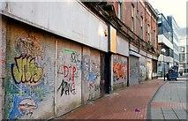 J3374 : Lower Garfield Street, Belfast (2) by Albert Bridge