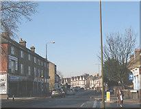 TQ4077 : Charlton Road (B210), Blackheath by Stephen Craven