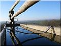 SY8594 : Woodbury Hill water trough by Nigel Mykura