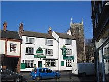 SK5319 : The Three Nuns, Churchgate, Loughborough by Tim Heaton