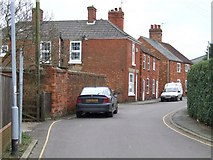 TF4066 : Queen Street, Spilsby by Dave Hitchborne