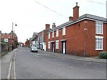 TF4066 : Halton Road, Spilsby by Dave Hitchborne
