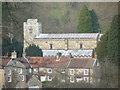 SE7290 : Lastingham Church by Neil Smith