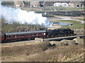 SD7920 : East Lancashire Railway by Paul Anderson