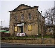 SE0824 : Halifax Playhouse - King Cross Street by Betty Longbottom