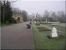 SE0824 : Terrace - People's Park by Betty Longbottom